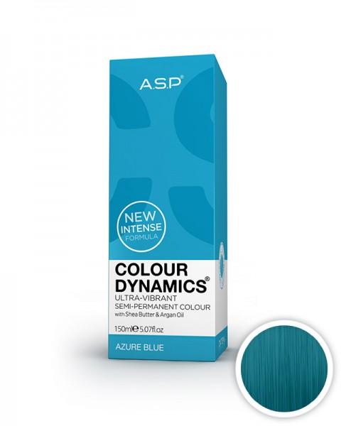 azure barva za lase