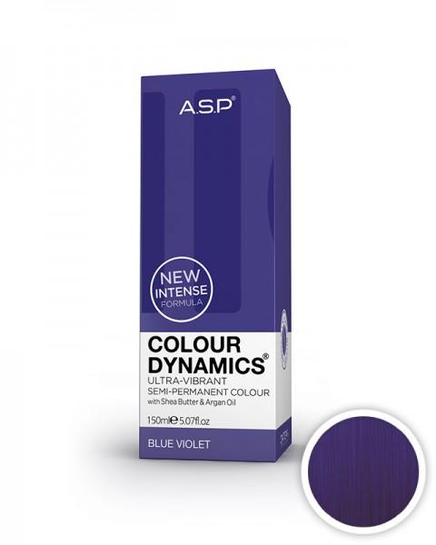 modro vijolična barva