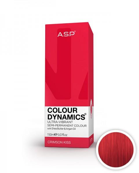 Crimson Kiss barva za lase