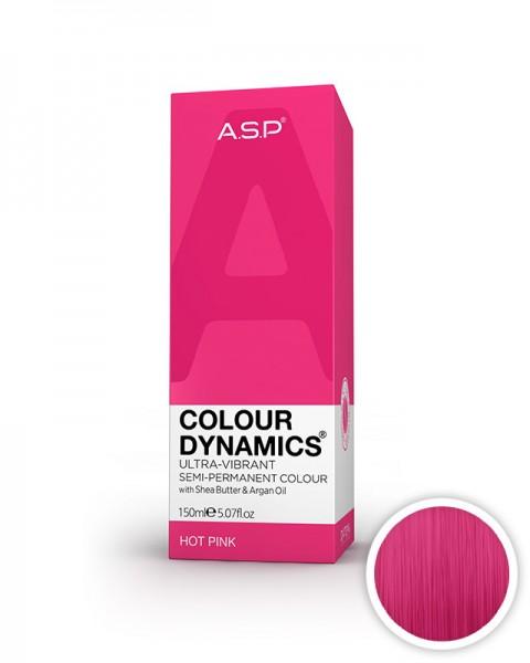 Hot Pink barva za lase
