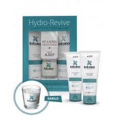 Hydro-Revive paket s Kitoko dišečo svečko